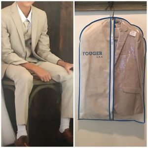 Other - Boys Slim Suit Set
